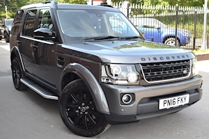 Land Rover Discovery Sdv6 Commercial Se