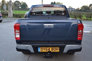 D-Max Yukon Double Cab 4x4 Pick Up 2.5 Pickup Manual Diesel