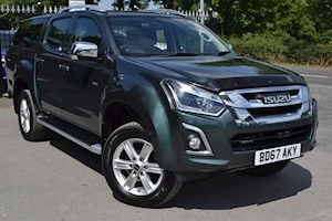 Isuzu D-Max Utah Double Cab 4x4 Pick Up Glazed Canopy Pedders Supension