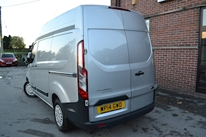 Transit Custom 310 Trend L1 H2 SWB High Roof Van 2.2 Panel Van Manual Diesel