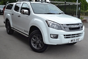 Isuzu D-Max Blade Double Cab 4x4 Pick Up Glazed Canopy