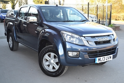 Isuzu D-Max Eiger Twin Turbo Double Cab 4x4 Pick Up