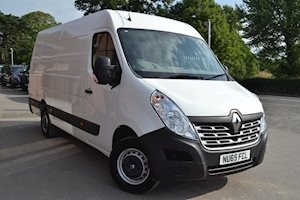 Renault Master MML35 Business 125 Dci RWD LWB REAR WHEEL DRIVE