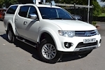 Mitsubishi L200 Di-D 4X4 Trojan 175 Bhp Double Cab 4x4 Pick up with Glazed Canopy 2.5 - Thumb 0