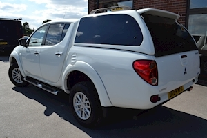 L200 Di-D 4X4 Trojan 175 Bhp Double Cab 4x4 Pick up with Glazed Canopy 2.5 Pickup Manual Diesel