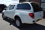 Mitsubishi L200 Di-D 4X4 Trojan 175 Bhp Double Cab 4x4 Pick up with Glazed Canopy 2.5 - Thumb 1