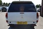 Mitsubishi L200 Di-D 4X4 Trojan 175 Bhp Double Cab 4x4 Pick up with Glazed Canopy 2.5 - Thumb 2