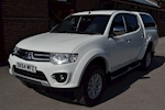 Mitsubishi L200 Di-D 4X4 Trojan 175 Bhp Double Cab 4x4 Pick up with Glazed Canopy 2.5 - Thumb 4