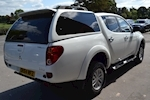 Mitsubishi L200 Di-D 4X4 Trojan 175 Bhp Double Cab 4x4 Pick up with Glazed Canopy 2.5 - Thumb 6