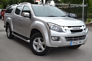 Isuzu D-Max Utah Double Cab 4x4 Pick Up Glazed Canopy