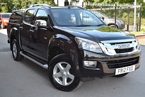 Isuzu D-Max Utah Double Cab 4x4 Pick Up Glazed Canopy NO VAT
