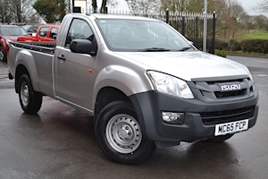 Isuzu D-Max Single Cab 4x4 Pick Up 6 speed Twin Turbo