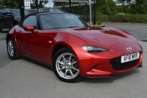 Mx-5 SE-L Nav 1.5 2dr Convertible Manual Petrol