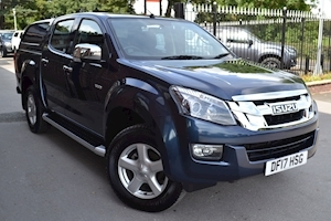 Isuzu D-Max Yukon Double Cab 4x4 Pick Up with Colour Coded Canopy
