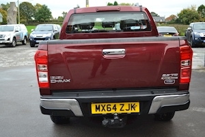 D-Max Utah Double Cab 4x4 Pick Up 2.5 Pickup Automatic Diesel