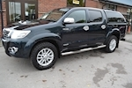 Toyota Hilux Invincible 4x4 D-4d Double Cab 4x4 Pick Up Glazed Truckman Canopy 3.0 - Thumb 4