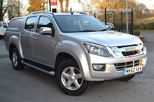 Isuzu D-Max Utah Vision Double Cab 4x4 Pick Up with Canopy