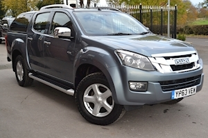 Isuzu D-Max Td Utah Vision Double Cab 4x4 Pick Up with Truckman Glazed Canopy