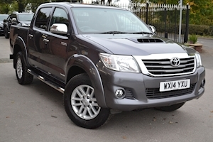 Toyota Hilux Invincible 4X4 D-4D Double Cab 4x4 Pick Up