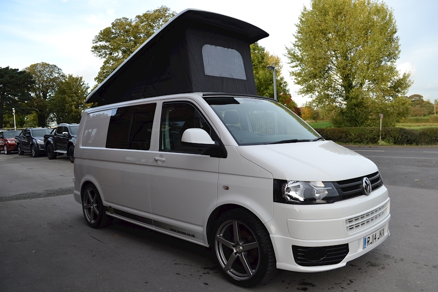 Transporter T28 Tdi T5 4 Berth Campervan by J C Vans 2.0 Motorhome Manual Diesel