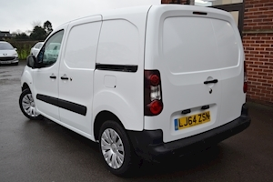 Berlingo 625 Lx L1 Hdi 3 Seater 1.6 Panel Van Manual Diesel