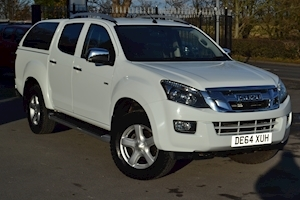 Isuzu D-Max Utah Vision Double Cab 4x4 Pick Up with Glazed Truckman Canopy