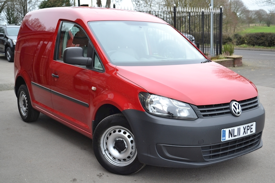 Caddy C20 1.6 Tdi 75ps Bluemotion Technology NO VAT 1.6 Panel Van Manual Diesel