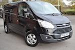 Ford Transit Custom 270 Limited L1 H1 170ps Euro 6 SWB Low Roof Van 2.0 - Thumb 0