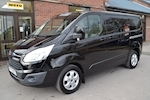 Ford Transit Custom 270 Limited L1 H1 170ps Euro 6 SWB Low Roof Van 2.0 - Thumb 5
