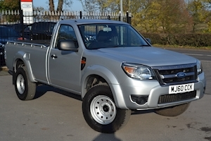 Ford Ranger Xl Single Cab 4X4 Tdci Pick Up NO VAT TO PAY