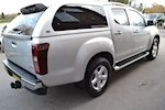 Isuzu D-Max Utah Vision Double Cab 4x4 Pick with Glazed Truckman Canopy 2.5 - Thumb 4