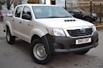 Toyota Hilux Active 4X4 D-4D Double Cab 4x4 Pick Up 144 Ps 2.5 - Thumb 0