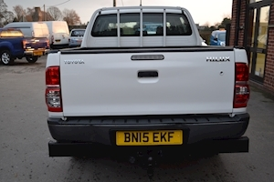 Hilux Active 4X4 D-4D Double Cab 4x4 Pick Up 144 Ps 2.5 Pickup Manual Diesel