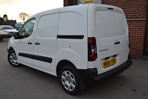 Partner Hdi Professional 625 Panel Van 1.6 Manual Diesel