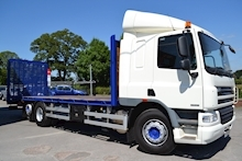 DAF Cf 75.310 FAR 6x2 Rear Lift 29ft Beavertail Plant Sleeper Cab 9.2 - Thumb 3