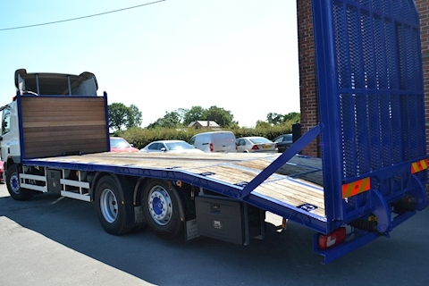 Cf 75.310 FAR 6x2 Rear Lift 29ft Beavertail Plant Sleeper Cab 9.2 Beavertail Manual Diesel