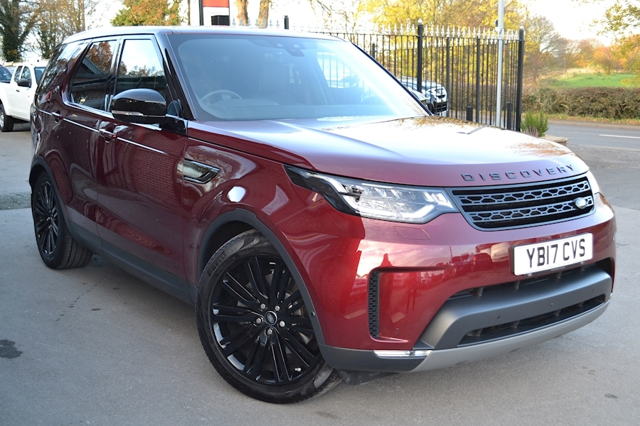 Discovery 5 3.0 Td6 HSE Luxury 258 Bhp        High Factory Option Spec 3.0 5dr SUV Automatic Diesel