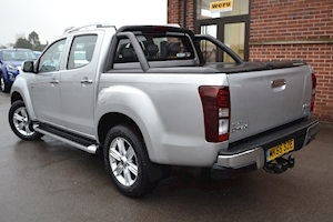 D-Max Utah Vision Double Cab 4x4 Pick Up Fitted Roller Shutter Lid with Style Bar 2.5 4dr Pickup Automatic Diesel