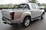 Isuzu D-Max Utah Vision Double Cab 4x4 Pick Up Fitted Roller Shutter Lid with Style Bar 2.5 - Thumb 3