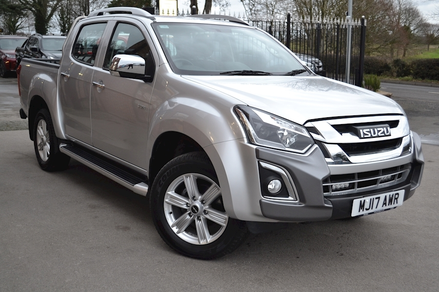 D-Max D-Max Utah Auto Double Cab 4x4 Pick Up 1.9 4dr Pickup Automatic Diesel