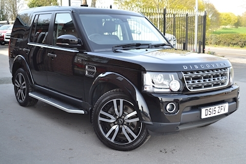 Land Rover Discovery 4 Sdv6 Commercial Xs 8 Speed 255