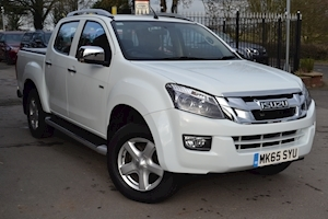 Isuzu D-Max Utah Vision Auto Double Cab 4x4 Pick Up Fitted Roller Lid