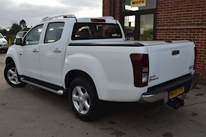 D-Max Utah Vision Auto Double Cab 4x4 Pick Up Fitted Roller Lid 2.5 Pickup Automatic Diesel