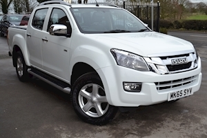 Isuzu D-Max Utah Vision Auto Double Cab 4x4 Pick Up with Roller Lid