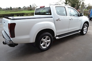 D-Max Utah Vision Auto Double Cab 4x4 Pick Up with Roller Lid 2.5 4dr Pickup Automatic Diesel