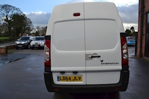 Dispatch 2.0 hdi L2 H2 LWB High Roof 125Ps 1200 2.0 Panel Van Manual Diesel