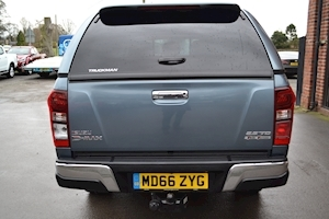 D-Max Utah Vision Double Cab 4x4 Pick Up Fitted Truckman Canopy 2.5 4dr Pickup Automatic Diesel
