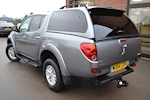 Mitsubishi L200 Di-D 4X4 Trojan 175 Bhp Double Cab 4x4 Pick Up Fitted Glazed Canopy 2.5 - Thumb 1