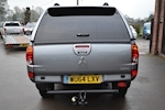 Mitsubishi L200 Di-D 4X4 Trojan 175 Bhp Double Cab 4x4 Pick Up Fitted Glazed Canopy 2.5 - Thumb 2