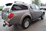 Mitsubishi L200 Di-D 4X4 Trojan 175 Bhp Double Cab 4x4 Pick Up Fitted Glazed Canopy 2.5 - Thumb 3